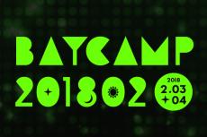 2018.02.03 (土) 【神奈川県】川崎 CLUB CITTA'+A'TTIC 《BAYCAMP 201802》: フライヤー